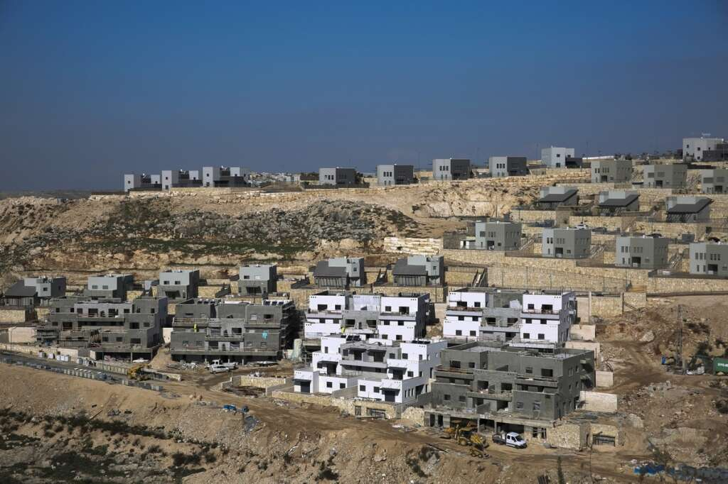 Israel, Palestine, two-state solution