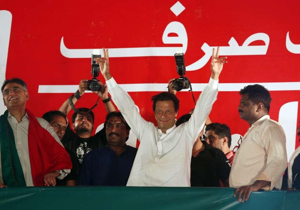 ECP officially declares Imran Khan's PTI as winner - Khaleej Times