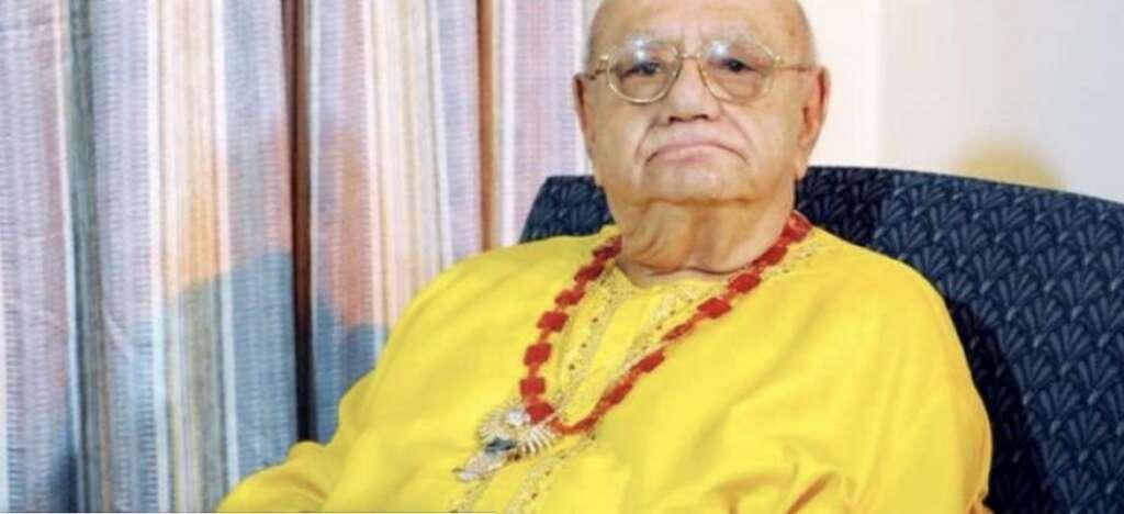 Astrologer Bejan Daruwala passes away