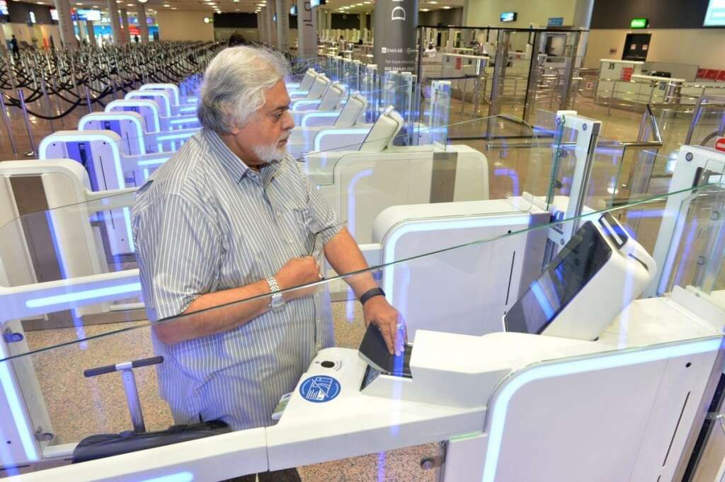 New gates to let you clear Dubai immigration in 10 seconds