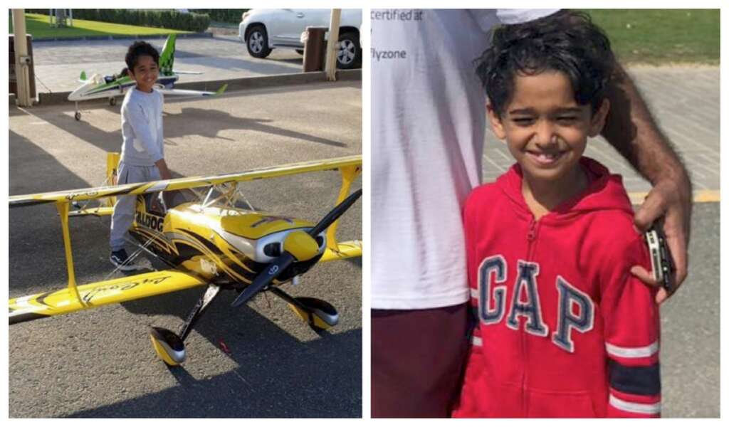World's youngest 'pilot' is an 8-year-old from UAE - News