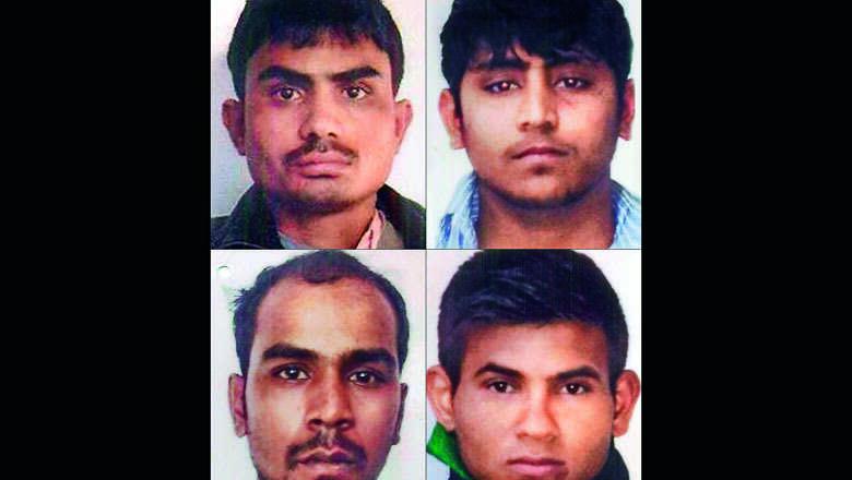 nirbhaya, convicts, hanged, convict, rape, case, death row, february 1