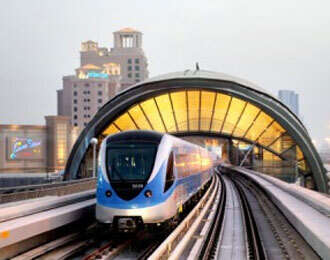Dubai Metro Red Line to be extended for Expo 2020