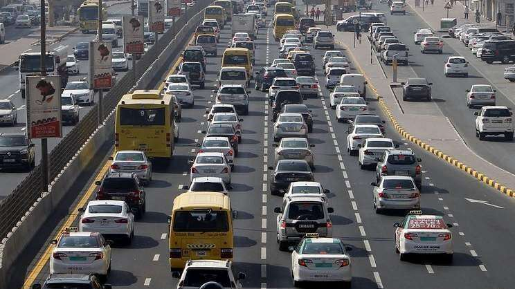 Get up to 100% discount on Dubai traffic fines - News