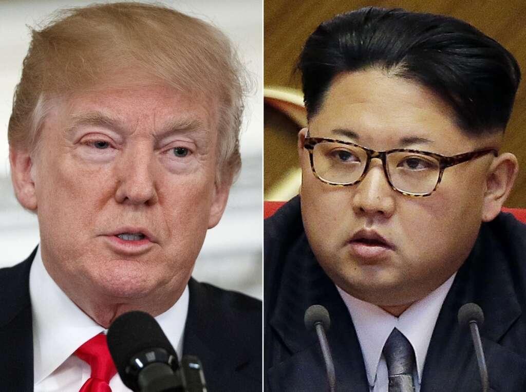 Where could Kim Jong Un meet Donald Trump?