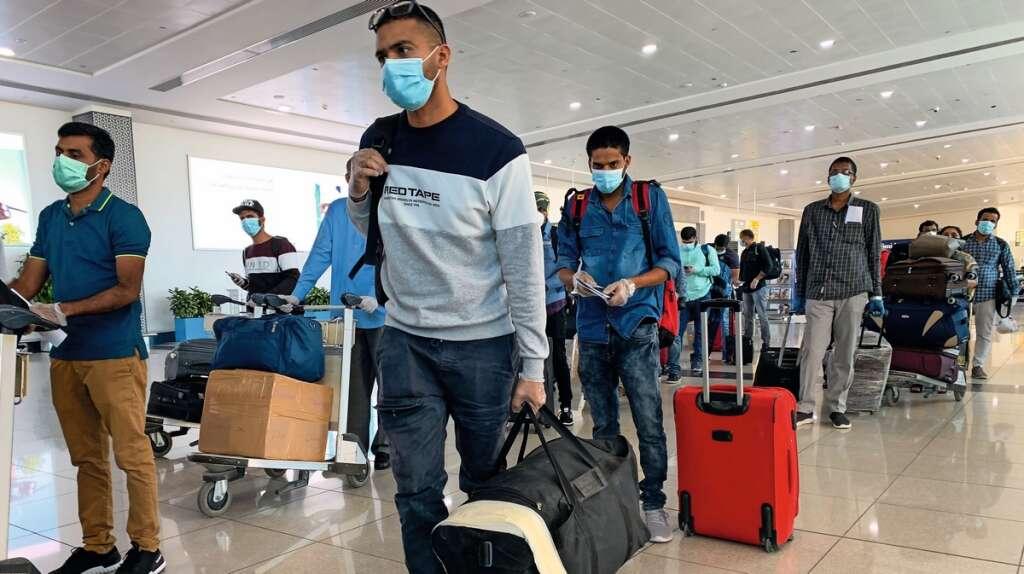 UAE, India, repatriation, Vande Bharat Mission, travel, covid-19, coronavirus, stranded, Indians