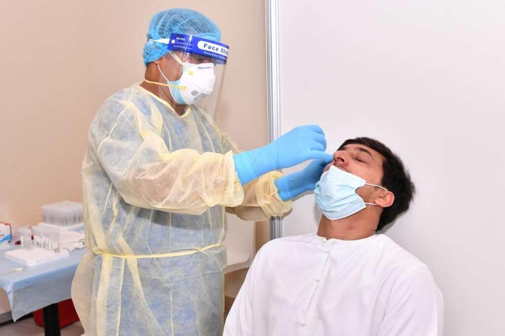 Combating, coronavirus, Two, new, Covid-19, testing centres, opened, Fujairah