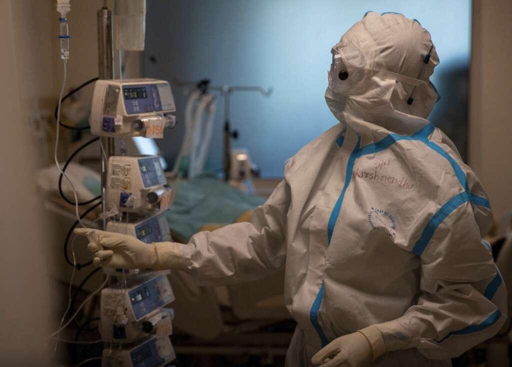 coronavirus deaths, India, Brazil, Covid-19