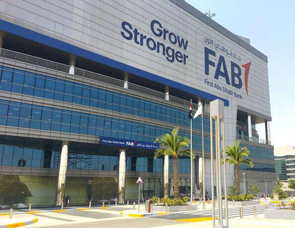 First Abu Dhabi Bank profits dip 3.5% in soft market