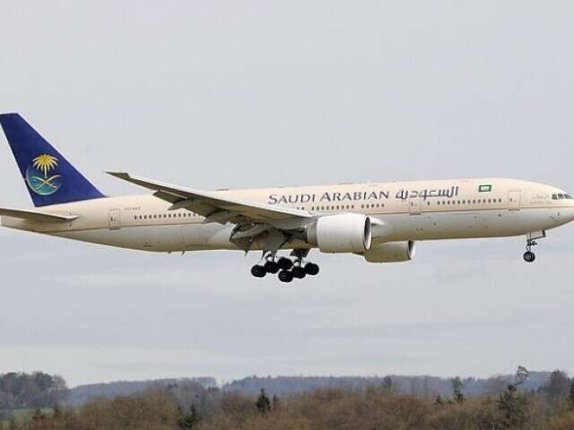 Saudi Arabia bans all Qatari planes from its airports, airspace