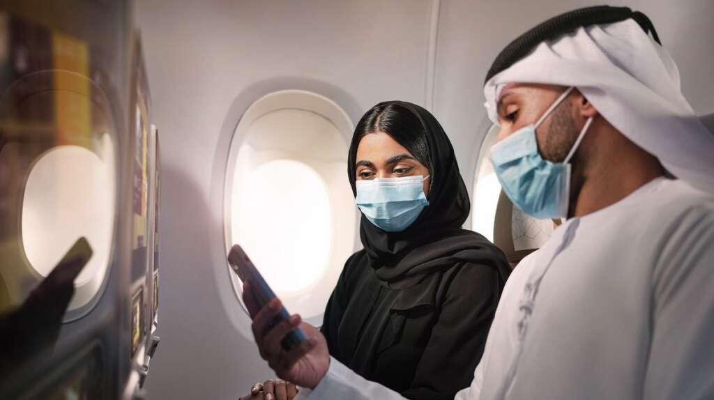 Abu Dhabi, Etihad, covid-19, coronavirus, insurance cover, AXA
