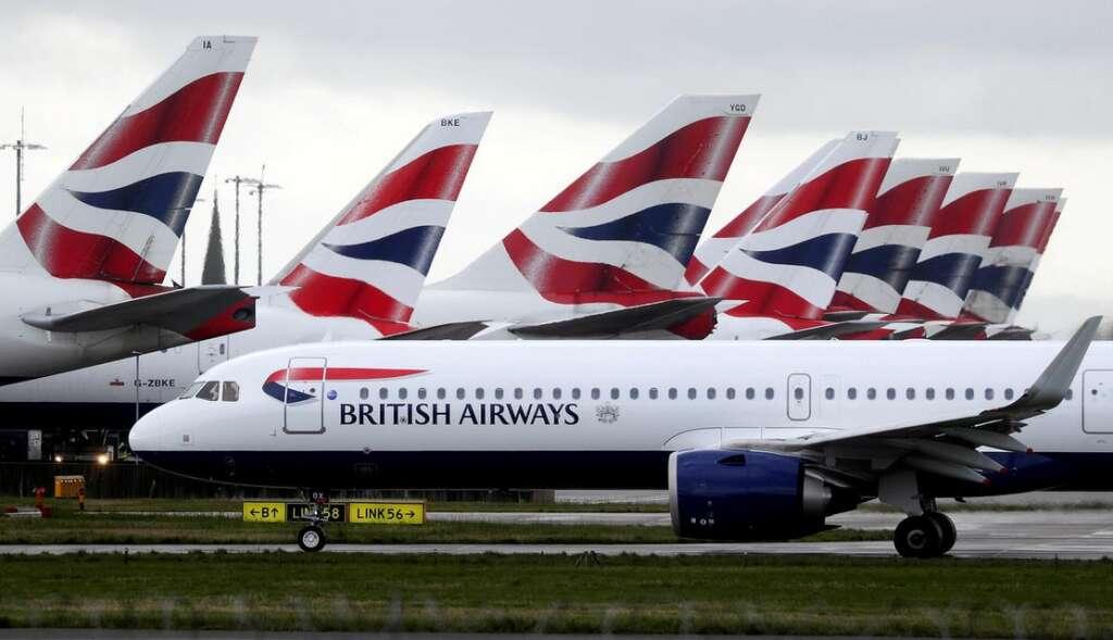 British Airways, pandemic, travel, flight