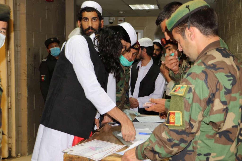 Afghanistan, Taliban, Kabul, Ashraf Ghani, coronavirus
