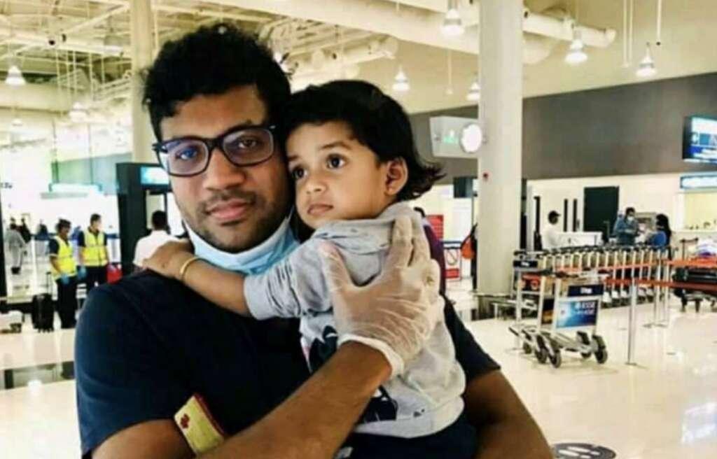 Indian expat, Dubai, loses, 2-year-old daughter, Air India Express crash,