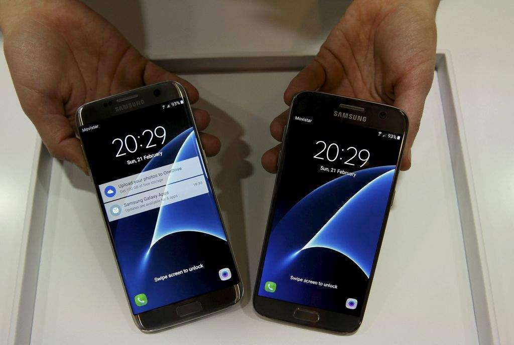Pre-order your Samsung S7 phones in UAE from today - Khaleej Times