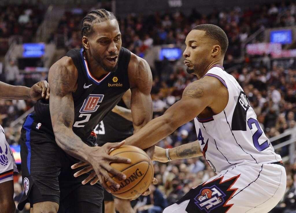 Brilliant Leonard helps Clippers beat Raptors