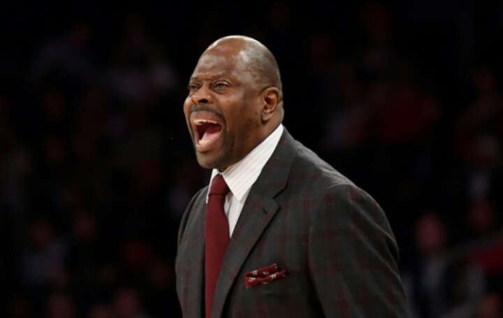 Covid-19: NBA great Ewing out of hospital