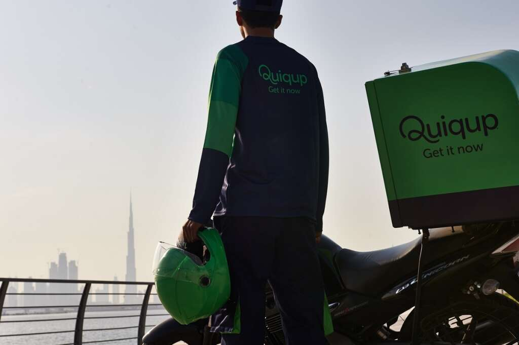 Disrupting the last-mile delivery space in Dubai - News