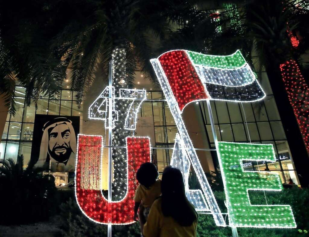 UAE's 47th National Day extravaganzas to watch for in Abu Dhabi - Khaleej Times