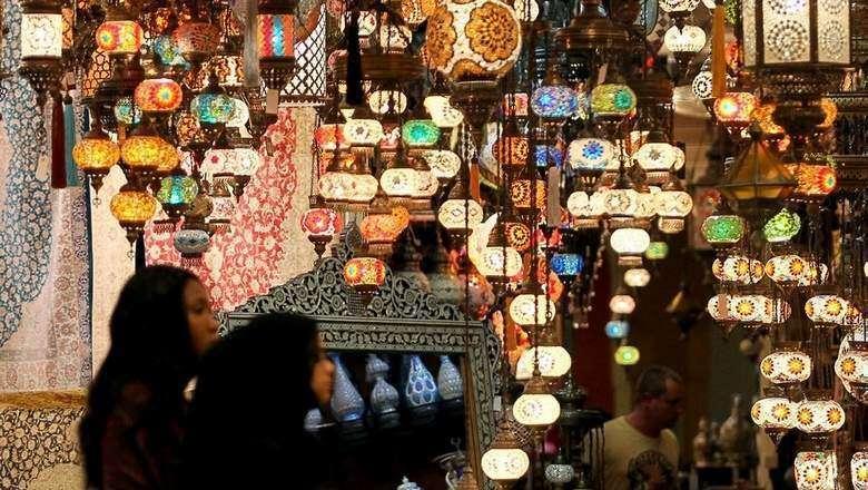 Visit Dubais Ramadan Night Market, brought to you by Khaleej Times WKND