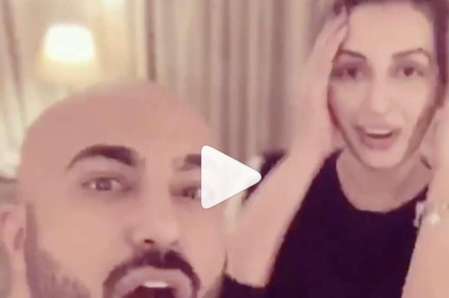 Video: Pakistani actress Iman Ali set to marry