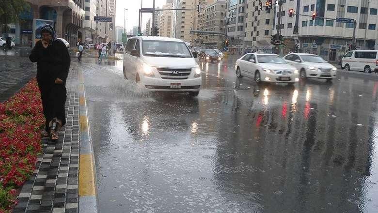 Revealed: How UAE is making it rain so much in February
