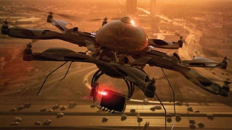 All drone activity are monitored in Dubai