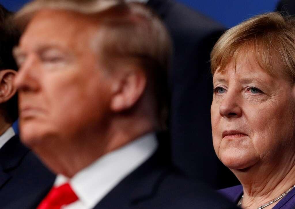 Germans fear,  Trump, German attitudes