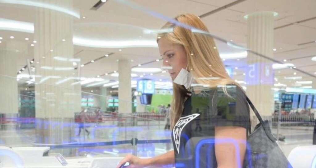 smart gates, terminal 3, covid-19, coronavirus, dubai international airport