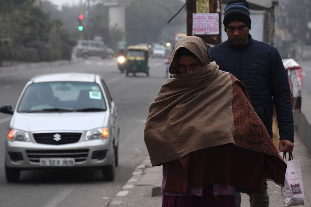 winter, Delhi, second, coldest day, since 1901, Indian Meteorological Department,