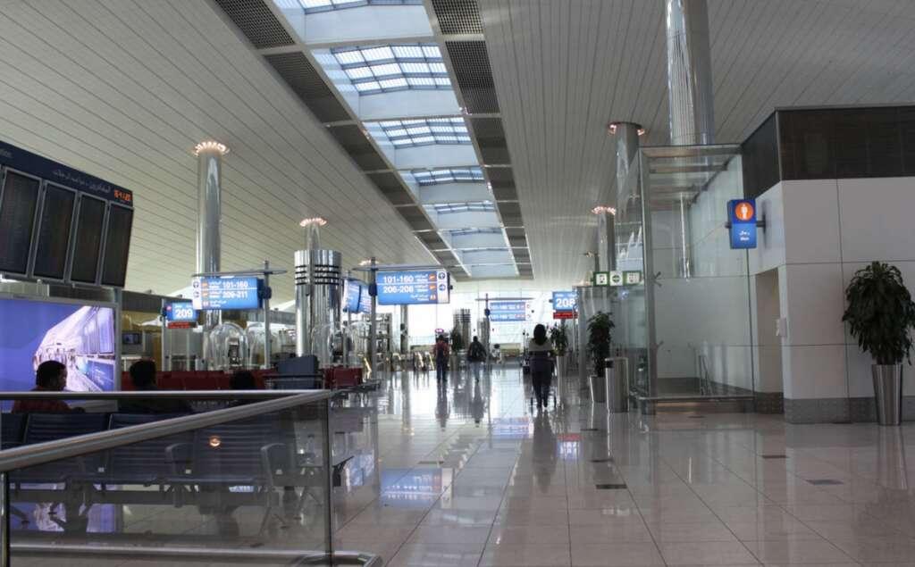 Man caught, Dubai airport, $20,100, fake bills
