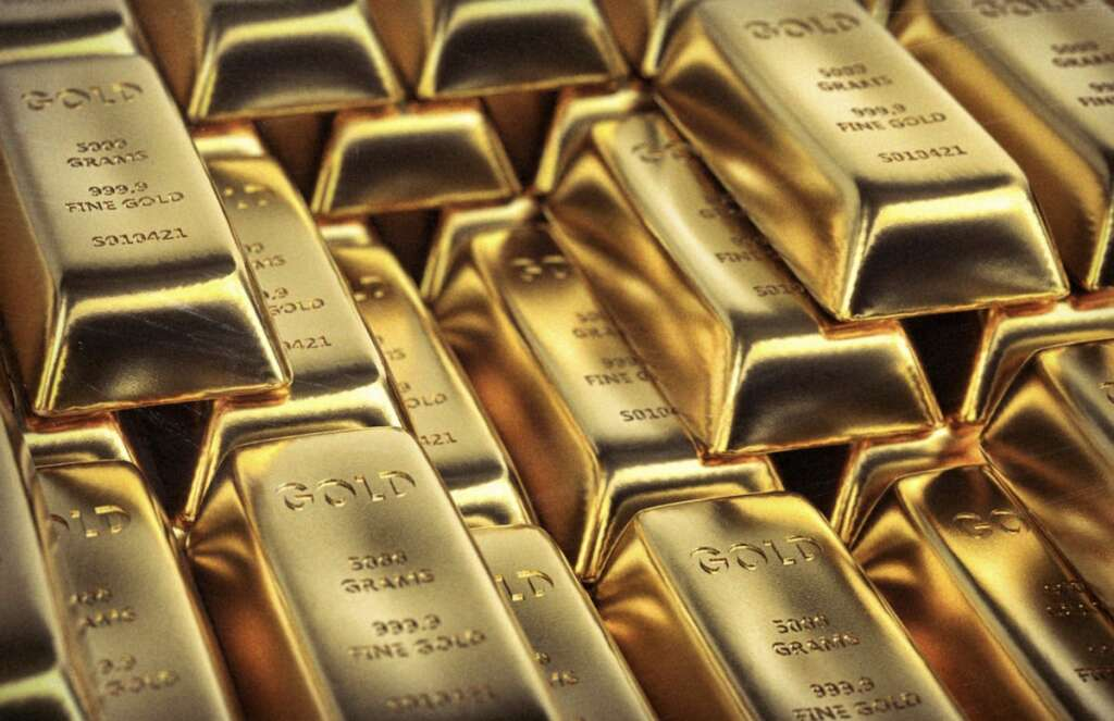 Gold prices, hit, $2,000, ounce, first time