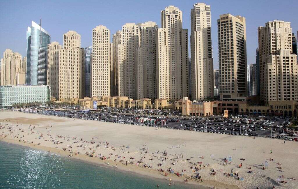 Chinese investors keen to snap up Dubai properties