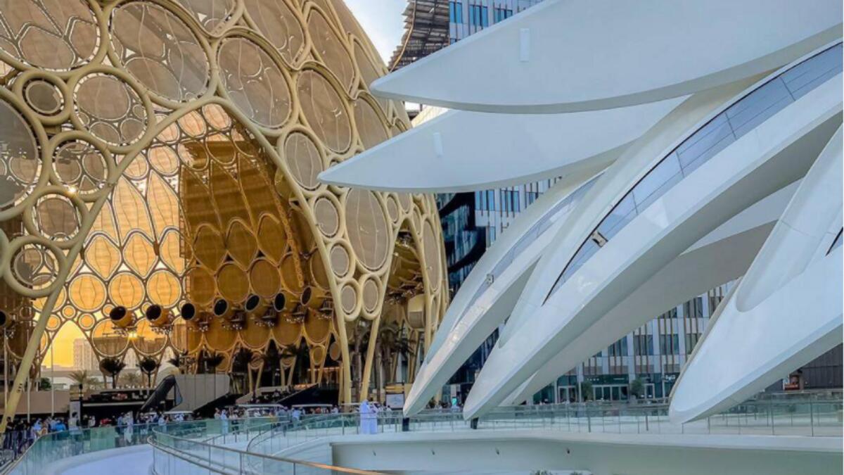 Expo 2020 Dubai: Kuwaiti pavilion highlights values, heritage