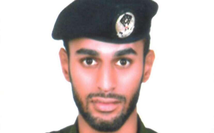 Sheikh Hamdan offers condolences to Dubai firefighter's