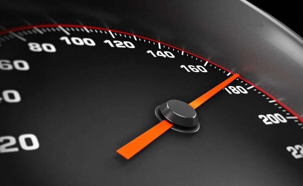 Ferrari driver caught driving 100kmph over speed limit