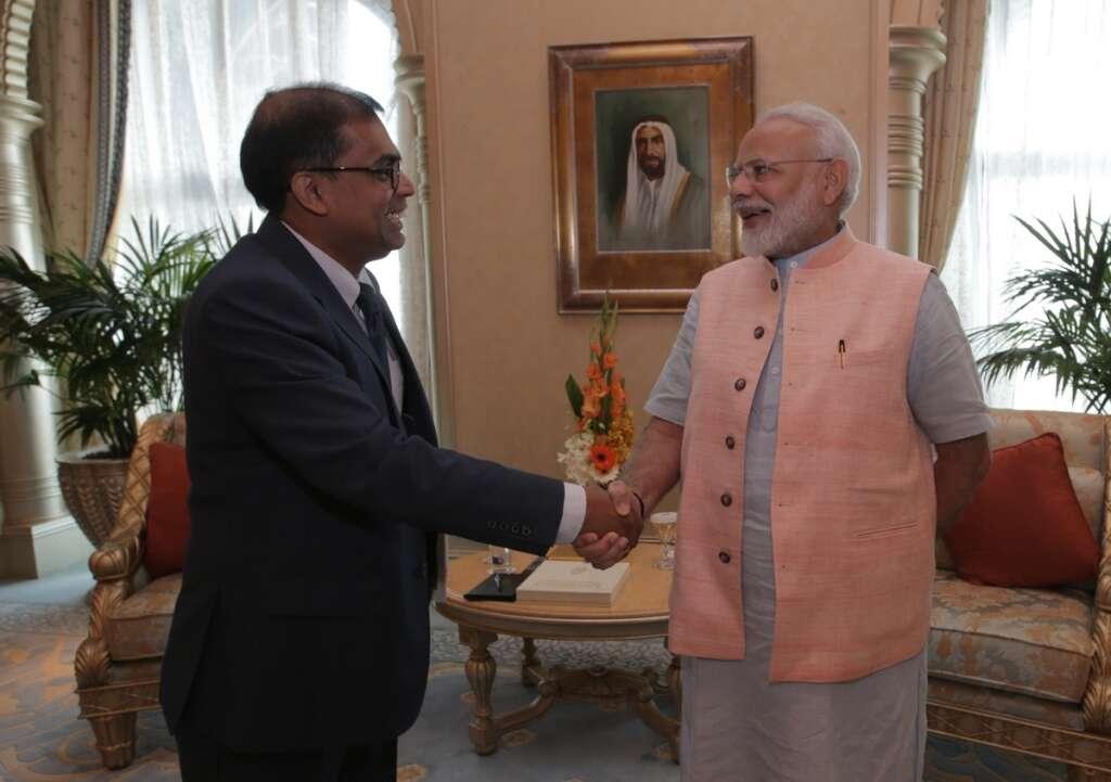 Charcha with KT, Narendra Modi, Indian Prime Minister, fight against corruption, UAE visit,