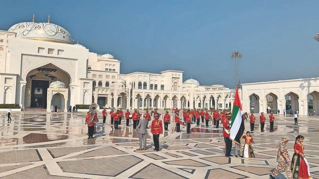 Qasr Al Watan guests enjoy cultural showcase on National Day