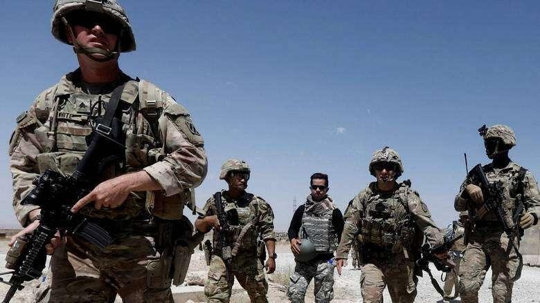 us soldiers, iran, attacks, pentagon, al asad, airbase