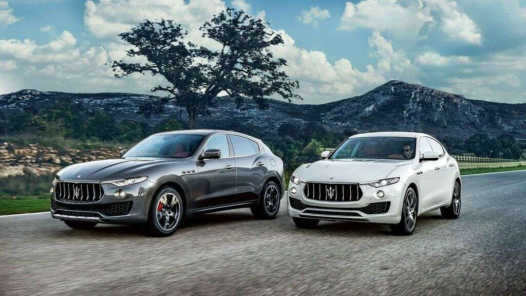 Car Review The 2017 Maserati Levante S Khaleej Times