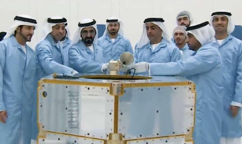 Sheikh Hamdan , UAE, Mars, uae hope probe, emirati mars mission