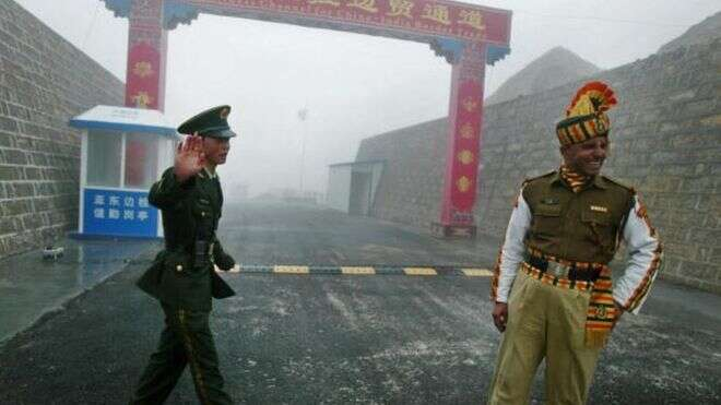 india, china, border, dispute, complete disengagement of troops