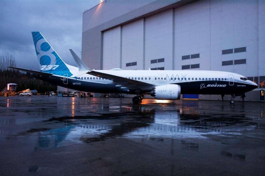 Boeing, 737 Max, coronavirus