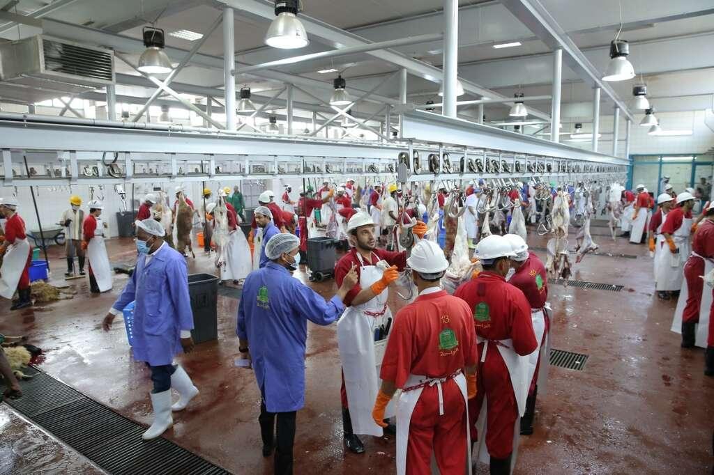 Abu Dhabi announces slaughterhouse timings for Ramadan