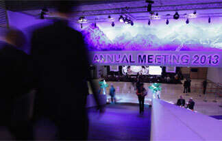 Arab world takes centre stage at Davos