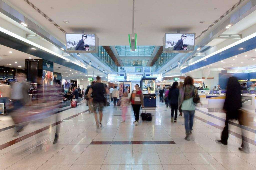 Flying out of Dubai this week? Reach the airport early