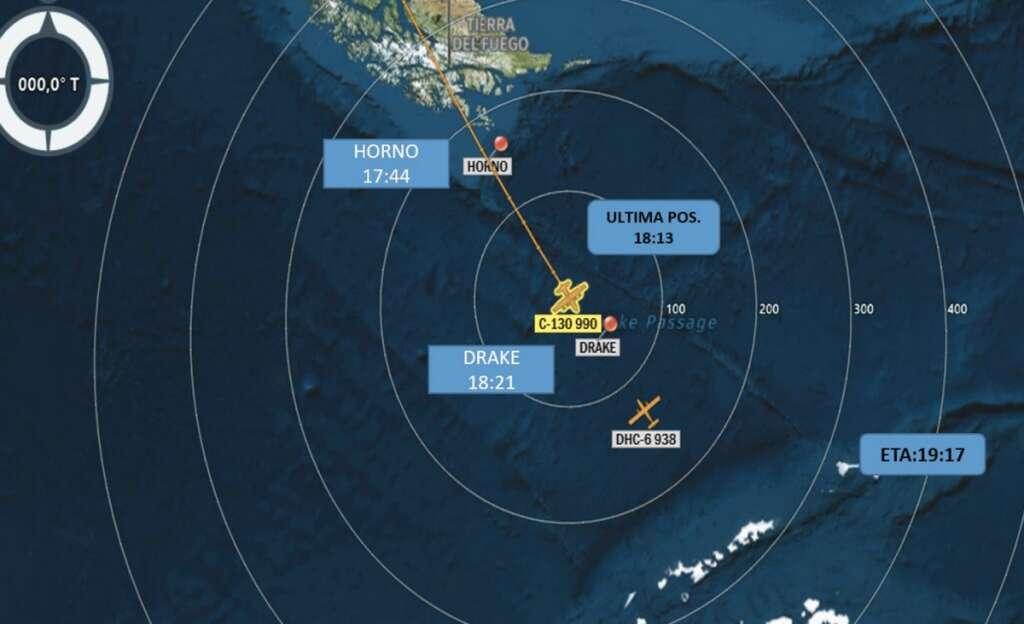 Antarctica, Chilean Air Force, Military plane