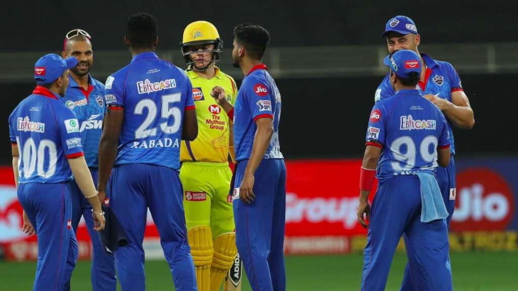 IPL 2020, indian premier league, Chennai super kings, delhi capitals