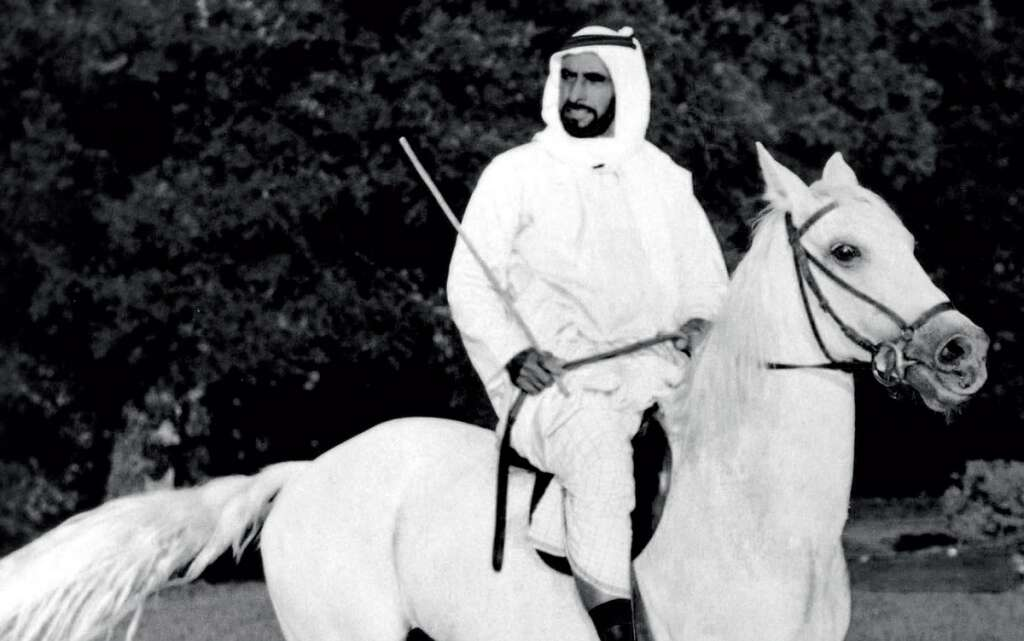 Sheikh Zayed accession, a day UAE cherishes forever