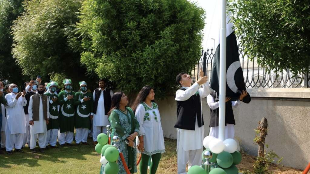 Independence Day, Pakistani community, UAE Ghulam Dastagir,  74th Independence Day